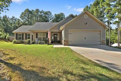 Senoia Single Family Home Under Contract: 86 Concord Ct