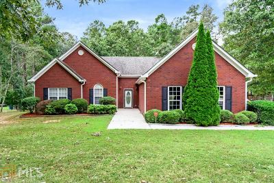 Clayton County Single Family Home New: 12813 Panhandle Road