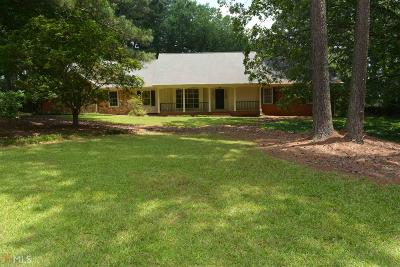 Fayetteville Single Family Home New: 135 Oxford Lane