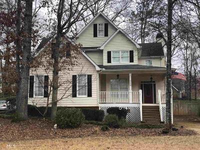 Covington Single Family Home For Sale: 210 Doubles Dr