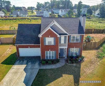 Mcdonough Single Family Home Under Contract: 232 McKinley Loop