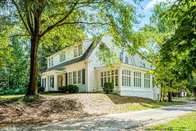 Covington Single Family Home Under Contract: 3140 Academy Springs Cir
