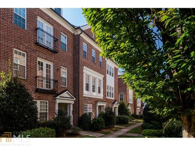 Condo/Townhouse Under Contract: 858 Lullwater Park Ct
