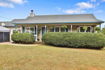 Senoia Single Family Home Under Contract: 1583 Old Hwy 85
