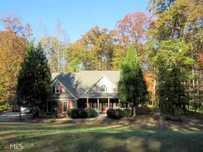 Dahlonega Single Family Home For Sale: 694 Bearslide Hollow