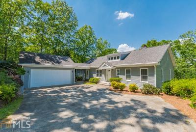 Hall County Single Family Home For Sale: 5527 Little River Cir