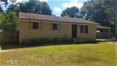 Columbus Single Family Home For Sale: 2018 Wellborn Dr