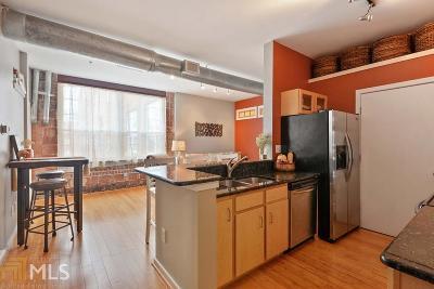 Cornerstone Village Condo/Townhouse For Sale: 800 Peachtree St #8404