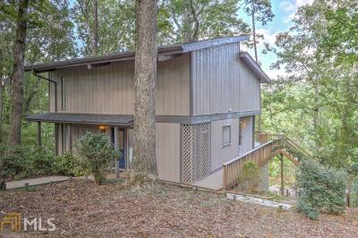 Gainesville Single Family Home For Sale: 3428 Crown Dr