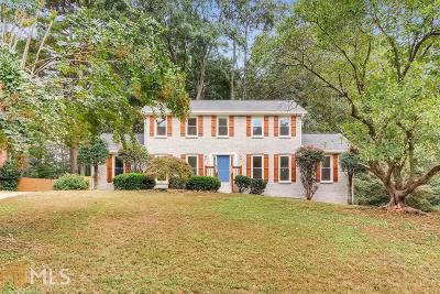Tucker Single Family Home Under Contract: 2617 Sandpiper Dr