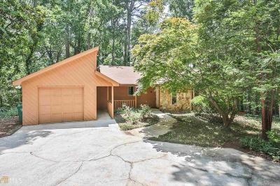 Single Family Home For Sale: 1136 Clifton Rd
