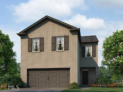 Acworth Single Family Home For Sale: 124 Centennial Ridge Dr