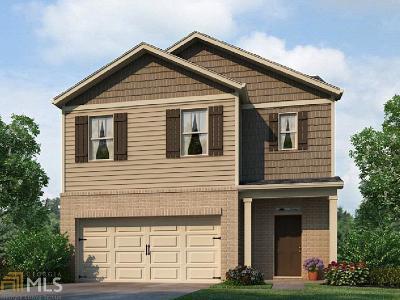 Acworth Single Family Home For Sale: 117 Centennial Ridge Dr