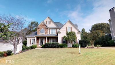 Acworth Single Family Home Under Contract: 16 Vine Creek Way