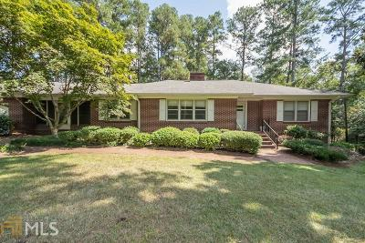 Winder Single Family Home For Sale: 88 Monroe Hwy