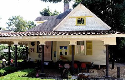 Historic Marietta Single Family Home For Sale: 97 Maple