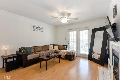 Habersham Of Buckhead Condo/Townhouse Under Contract: 3655 NE Habersham Rd #124-A