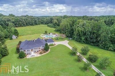 Statham Single Family Home For Sale: 2305 Highway 82 Highway