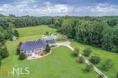 Statham GA Single Family Home For Sale: $720,000
