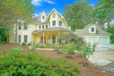 Alpharetta, Milton Single Family Home For Sale: 1275 Mid Broadwell Rd