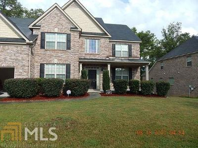 Snellville Single Family Home For Sale: 3196 Tuscan Ridge Dr