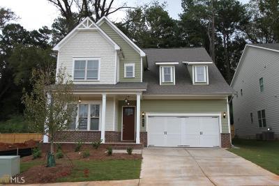 Decatur Single Family Home For Sale: 634 Avondale Hills