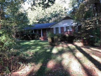 Walton County Single Family Home Under Contract: 1400 Old Athens Hwy