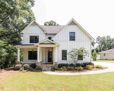 Decatur Single Family Home For Sale: 3649 Lavista Rd