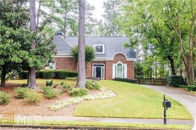 Johns Creek Single Family Home For Sale: 12465 Preserve Ln