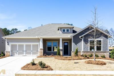 Woodstock Single Family Home For Sale: 117 Sheridan Dr