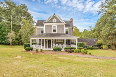 Dacula Single Family Home For Sale: 1768 Hood Rd