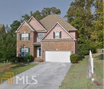 Ellenwood Single Family Home For Sale: 3620 Talonega Dr