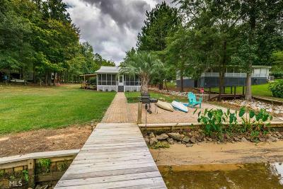Milledgeville, Sparta, Eatonton Single Family Home For Sale: 142 Black Oak Dr