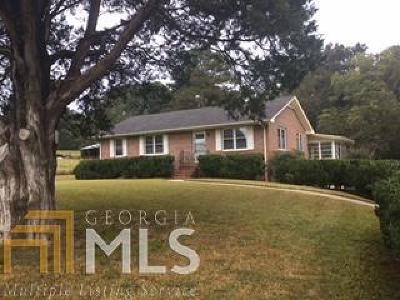 Fayetteville Single Family Home For Sale: 395 Harp Rd