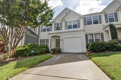 Roswell Condo/Townhouse Under Contract: 6004 Falling Water Ct