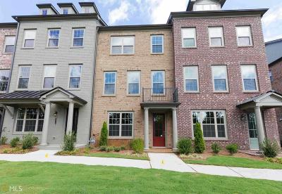 Roswell Condo/Townhouse For Sale: 10116 Windalier Way #117