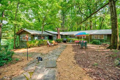Rabun County Single Family Home For Sale: 137 Weatherly
