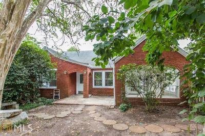 Ormewood Park Single Family Home For Sale: 1203 Woodland Ave