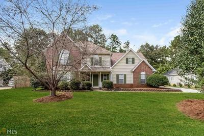 Peachtree City Single Family Home For Sale: 619 Longer Dr