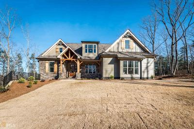 Pickens County Single Family Home For Sale: 228 Mountain Point Dr