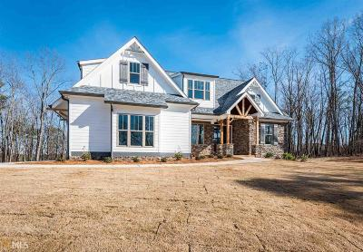 Pickens County Single Family Home Under Contract: 268 Settlers Ridge Dr