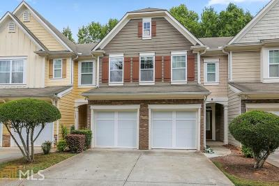 Kennesaw Condo/Townhouse For Sale: 1785 Waterside Dr #8