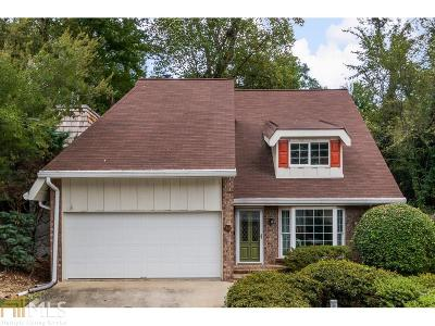 Decatur Single Family Home Under Contract: 14 Westchester Sq