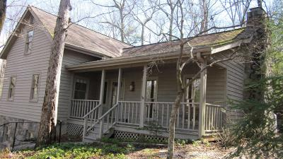 Sautee Nacoochee Single Family Home For Sale: 651 Woodland