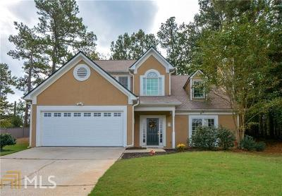Roswell Single Family Home For Sale: 8730 Terrace Ln