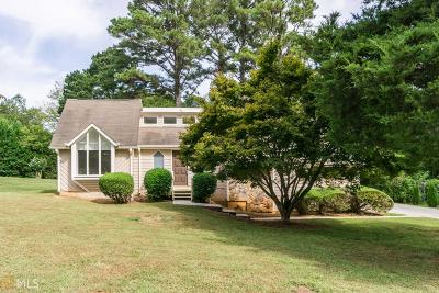Lilburn Single Family Home Under Contract: 3915 Thornhill Dr