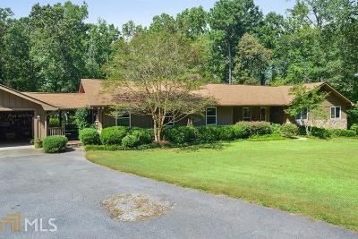 Griffin Single Family Home Under Contract: 434 Cook Rd