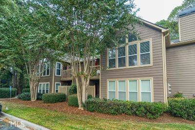 Roswell Condo/Townhouse For Sale: 3209 Canyon Point Cir