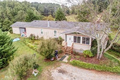 Jasper Single Family Home For Sale: 491 Hill City Rd