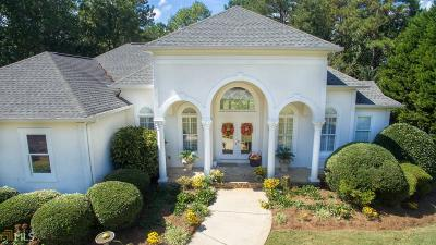McDonough Single Family Home For Sale: 175 Monroe Dr